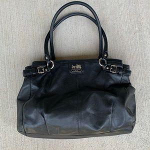 Roomy Coach Handbag